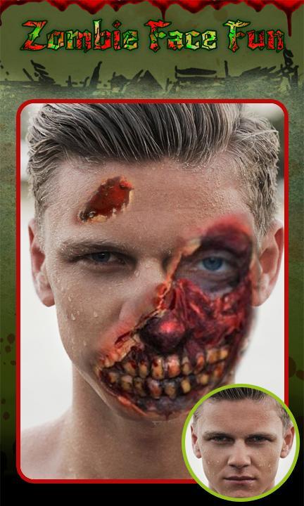 Zombie Face Fun screenshot 4