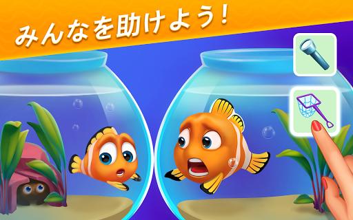フィッシュダム(Fishdom) screenshot 1