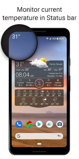 Weather Live° screenshot 6