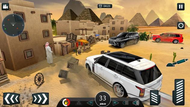 Luxury LX Prado Desert Driving screenshot 7