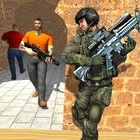 Anti-Terrorist Shooting Mission 2020 on 9Apps