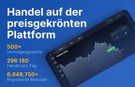 Broker IQ Option: Online-Handelsplattform screenshot 2