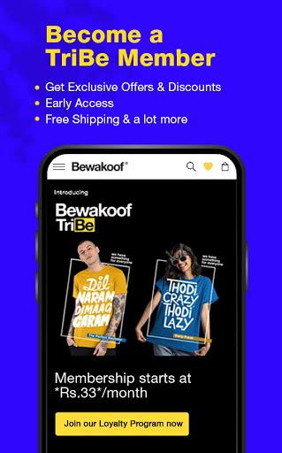 Bewakoof - Online Shopping App for Men & Women screenshot 7