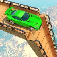 मेगा रैंप कार गेम: कार स्टंट गेम 2021 on 9Apps