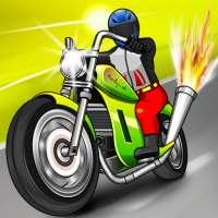 Moto Traffic Rush3D on 9Apps