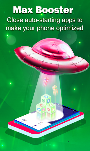 Max Booster: Super Cleaner, Phone CPU Cooler screenshot 1