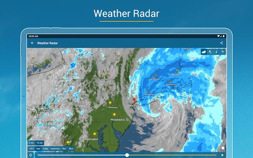 Weather & Radar - Storm radar screenshot 14
