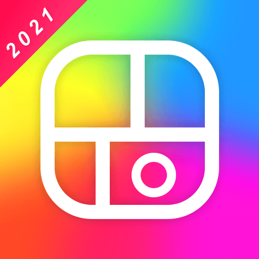 Photo Grid - Collage Maker- Square Pic Photo Editor icon