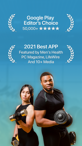 JEFIT Workout Tracker, Weight Lifting, Gym Log App screenshot 1