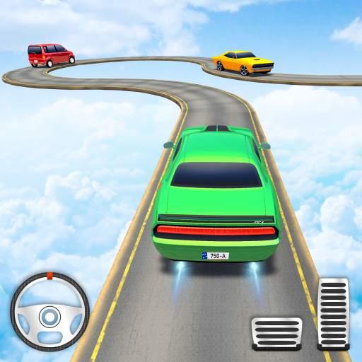 Impossible Tracks Car Stunt: Car Games