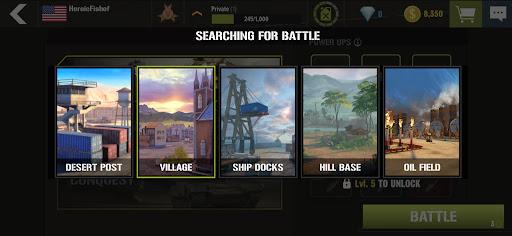 War Machines: Tank Army Game screenshot 10