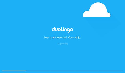Leer Engels met Duolingo screenshot 11