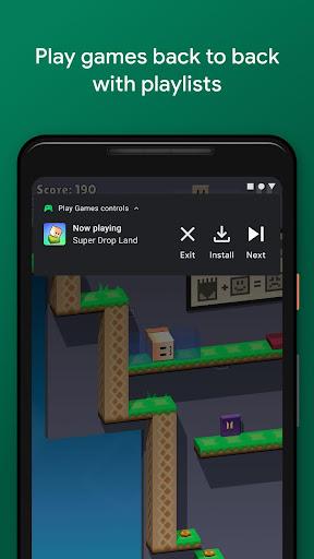 Google Play Spiele screenshot 5