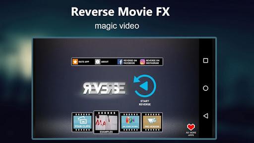 Reverse Movie FX - magic video screenshot 17