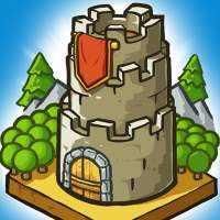 Grow Castle - Tower Defense on 9Apps