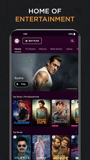 ZEE5: Movies, TV Shows, Web Series, News screenshot 2
