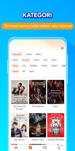WeTV - Nonton hiburan Asia terbaik! screenshot 3
