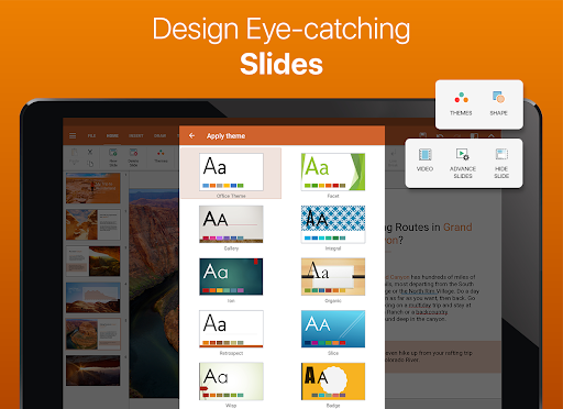 OfficeSuite - Word docs, Excel sheets, PDF files screenshot 10
