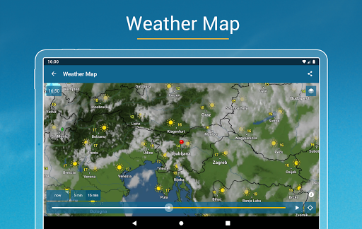 Weather & Radar screenshot 8