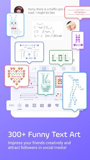 Facemoji Emoji Keyboard:Emoji screenshot 6