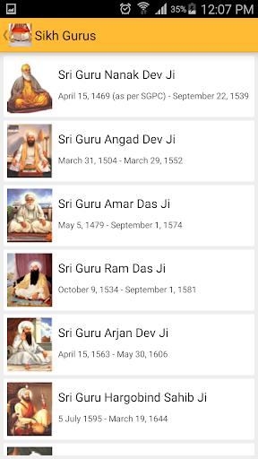 Sikh World screenshot 3
