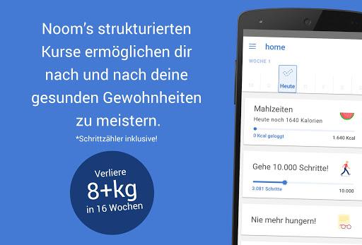 Noom: Gewicht & Health screenshot 1