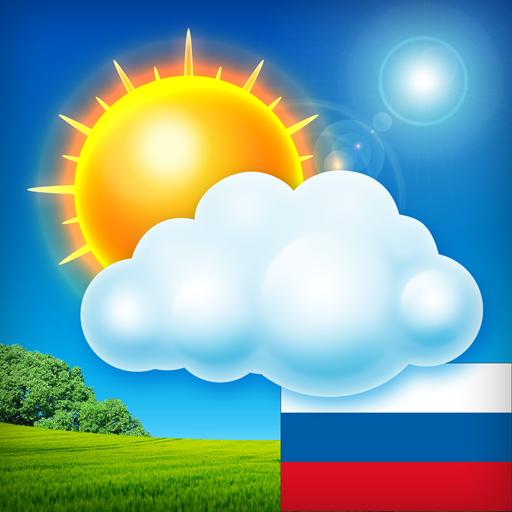 Погода Россия XL ПРО иконка
