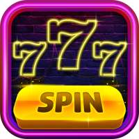 Vegas Words - Downtown Slots on 9Apps