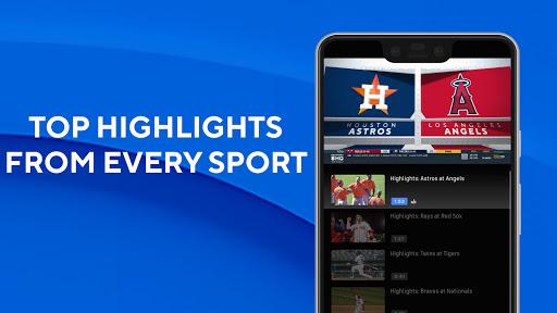 CBS Sports App - Scores, News, Stats & Watch Live screenshot 3