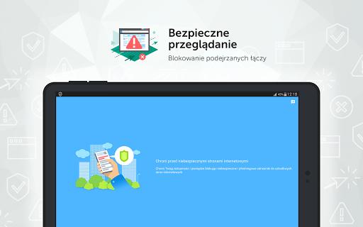 Antywirus Mobilny Kaspersky: Ochrona & App Lock screenshot 17