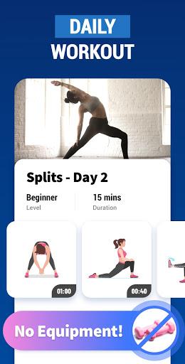 Splits in 30 Days - Splits Training, Do the Splits screenshot 5