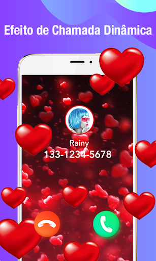 Color Call Flash-Call Screen ,Call Phone,LED Flash screenshot 1