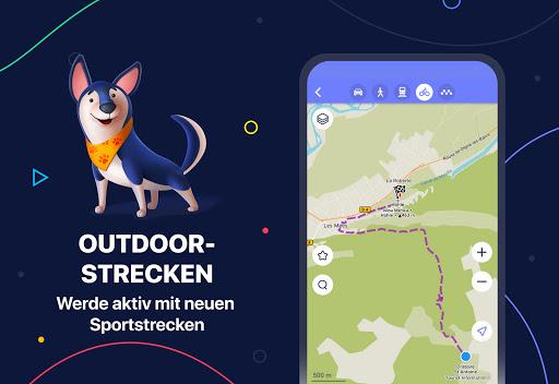 MAPS.ME – Offline-Karten, GPS-Navigation screenshot 2