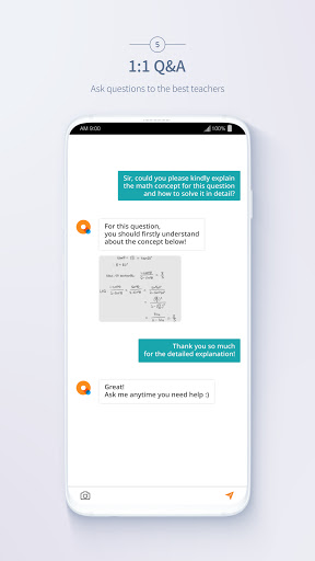 QANDA: Free Math Solutions 6 تصوير الشاشة