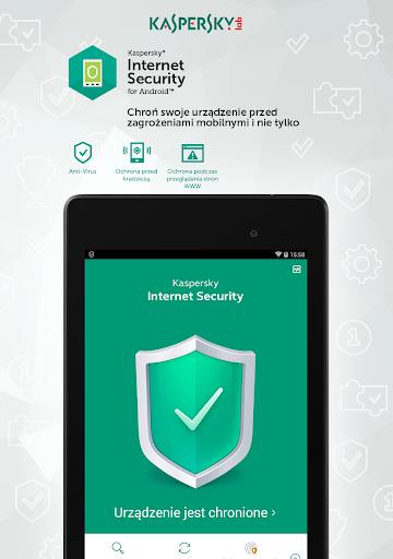 Antywirus Mobilny Kaspersky: Ochrona & App Lock screenshot 9