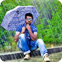 Rain Photo Editor and Frames on 9Apps