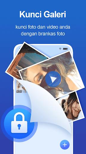 kunci aplikasi: Pengunci aplikasi, Kunci Pin, Pola screenshot 1