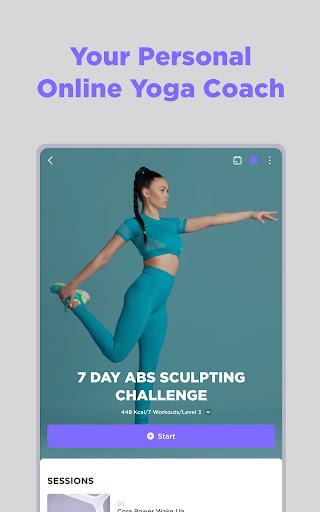 Daily Yoga   Fitness Yoga Plan&Meditation App screenshot 13