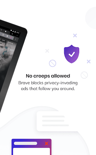 Brave Browser: szybka, bezpieczna, prywatna screenshot 14