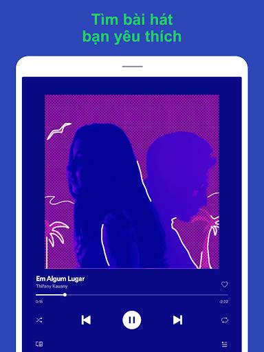 Spotify: Nhạc và podcast screenshot 13