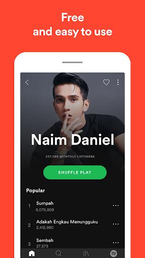 Spotify - Muzik dan Podcast screenshot 4