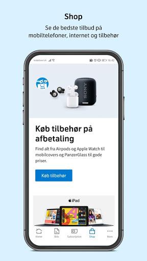 Mit Telenor, Danmark 6 تصوير الشاشة