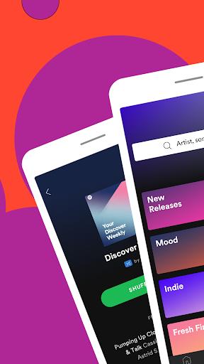 Spotify - Muzik dan Podcast screenshot 2