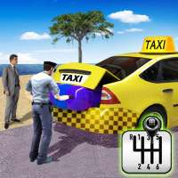 City Taxi Driving simulator: PVP Cab Games 2020 on 9Apps