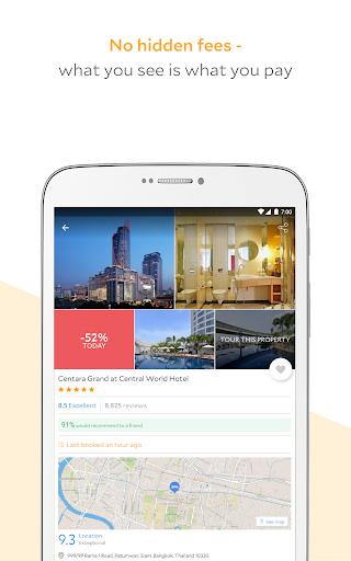Agoda – होटल बुकिंग डील स्क्रीनशॉट 5