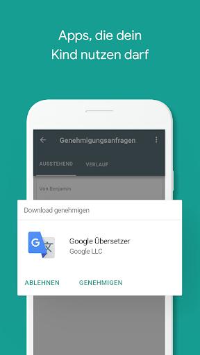 Google Family Link screenshot 1
