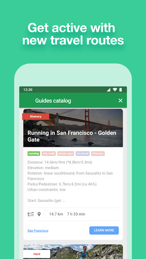 MAPS.ME – Offline maps, travel guides & navigation screenshot 2