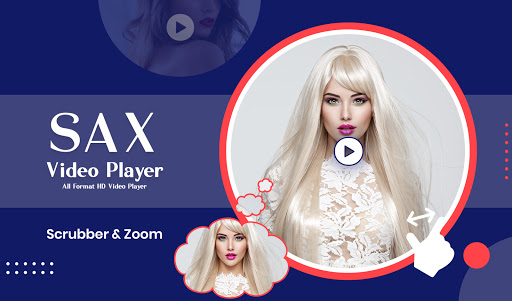 SAX Video Player - All in one Hd Format pro 2021 screenshot 2