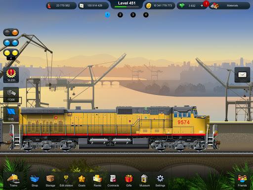 Train Station: Train Freight Transport Simulator screenshot 2