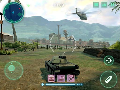 War Machines: Tank Army Game screenshot 11